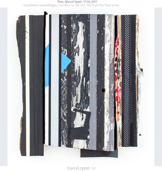 Marcel Speet Theo Assemblages 2017